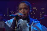 Watch Lauryn Hill's Full Performance on 'Austin City Limits'