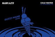 Major Lazer's 'Cold Water' Gets Even Colder With a Gucci Mane Verse