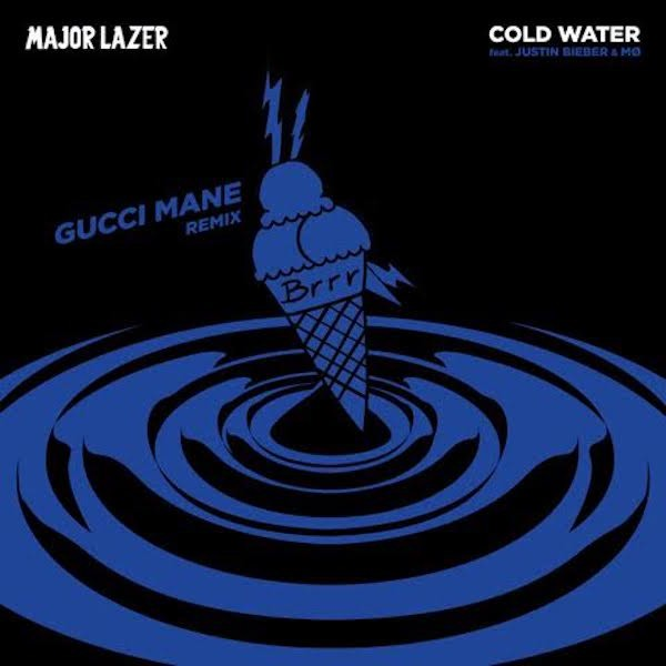 major lazer cold water