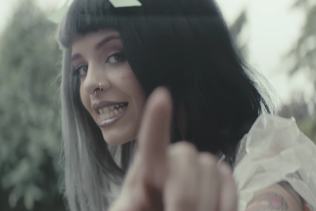 Melanie Martinez Battles The Big Bad Wolf In 'Tag You're It' And 'Milk And Cookies' Videos | SPIN