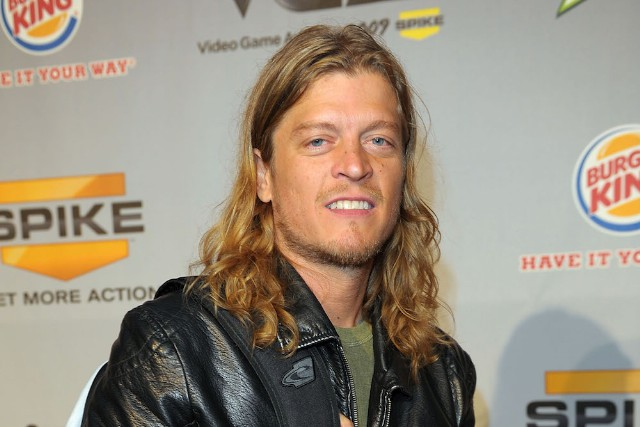 Puddle of Mudd Frontman Gets a Visit From the Bomb Squad in