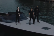Rick Ross and Skrillex Pal Around With Jared Leto's Joker in 'Purple Lamborghini' Video