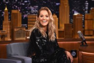 Rita Ora Plays the Vatican This Weekend