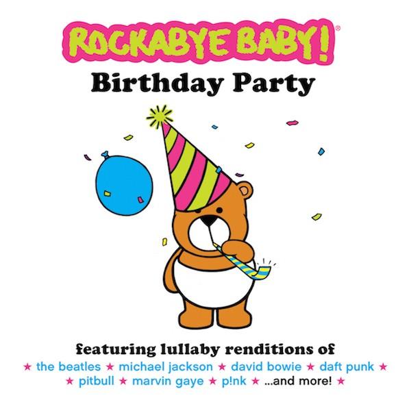 rockabye baby lcd soundsystem