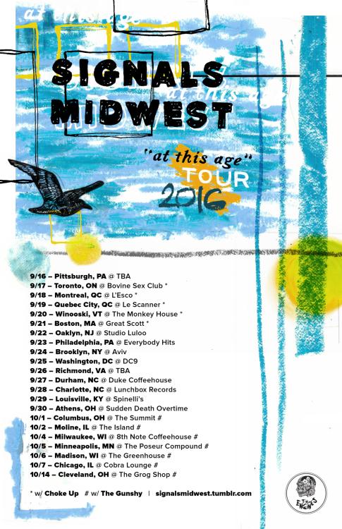 signals midwest tour