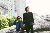 Tegan and Sara Share Synth-Splashed 'Fade Out'