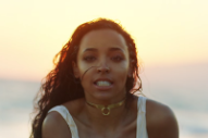 Tinashe Takes it to the Beach for 'Superlove'