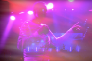 Underworld Keep a Steady Pink Chill in 'Ova Nova' Video