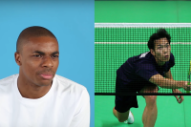 Watch Vince Staples Review Olympic Athletes