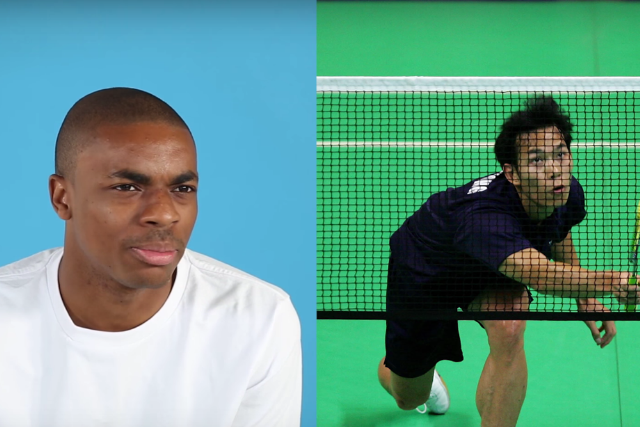 Watch Vince Staples Review Olympic Athletes | SPIN