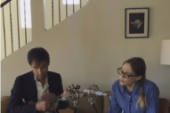 Watch Fiona Apple Perform on Andrew Bird's <em>Live From The Great Room</em>