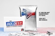 Doritos Launches Intentionally Chipless Doritos Bag to Promote Youth Voting