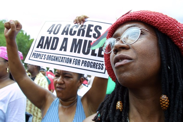 UN Demands US Pay Reparations for Slavery