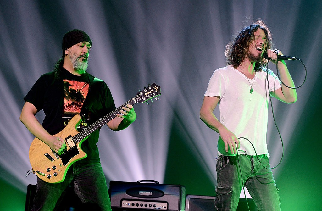 Soundgarden Performs At The Wiltern