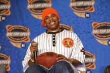 Half Time Show Press Conference For Super Bowl XXXVIII