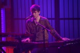 James Blake Gives Haunting Performance on <em>Late Night with Seth Meyers</em>
