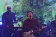 Watch Jimmy Eat World Perform &#8220;Sure and Certain&#8221; on <em>Colbert</em>