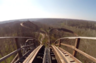 "You're Going to Want to Watch ""Ian Curtis Rides a Rollercoaster"""