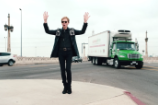 "Sad Beck Is Nowhere to Be Found in Ridiculous New ""Wow"" Video"