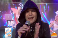 Corey Feldman Lost His Damn Mind on <i>Today</i>