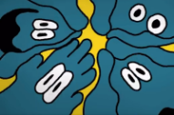 "Jamie Lidell Shares Surreal Animated Video for ""Walk Right Back"""