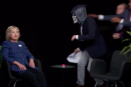 Watch Zach Galifianakis Troll Hillary Clinton on <em>Between Two Ferns</em>