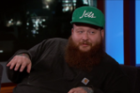 The Greatest Meal of Action Bronson's Life Involved a Baby Turtle and Smoked Snake