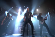 Watch Metallica Thrash Through &#8220;Moth Into Flame&#8221; on <em>Fallon</em>