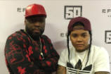 """50 Cent Hops on the Remix of Young M.A's """"OOOUUU"""""""