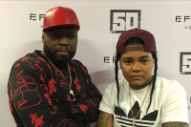 "50 Cent Hops on the Remix of Young M.A's ""OOOUUU"""