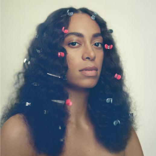 Solange Album Cover