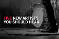 Little Artists, Big Sounds: Five New Artists You Should Hear