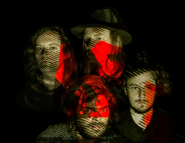 THE FAINT, 2016, photo credit, Bill Sitzmann