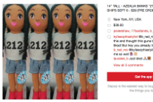 azealia banks online garage sale