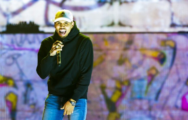 Chris Brown Plays Victim in New Track