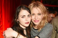 Courtney Love and Frances Bean Cobain Star in a Burberry Ad