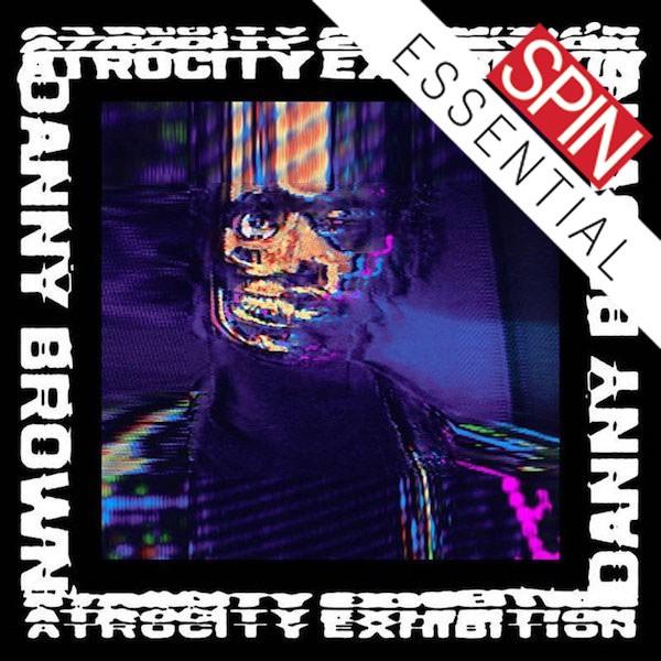 Danny Brown, Atrocity Exhibition