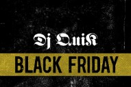 "DJ Quik Addresses Police Brutality on ""Black Friday"""