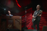Eddie Vedder and Chris Martin Sang Pearl Jam and Patti Smith at the Global Citizen Festival