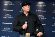 Garth Brooks New York Press Conference