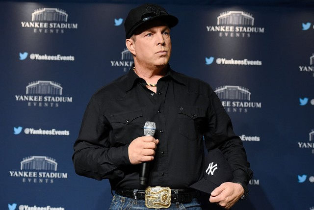 Garth Brooks New York Press Conference
