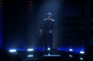 Jack White Says Jimmy Fallon's Guitar Is for Babies, Then Almost Cries Over His