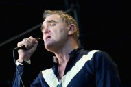 Morrissey Does a Mean Ramones Cover
