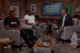 Watch Nas Talk About Kendrick, J.Cole, and Shaq on Bill Simmons's Awkward TV Show