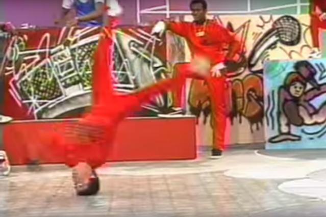 new york public library of performing arts hip hop dance michael holman
