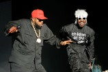 Watch OutKast Perform at Last Night's Dungeon Family Reunion