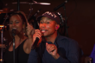 Pharrell Previews His <em>Hidden Figures</em> Soundtrack at TIFF