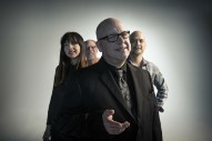The New Pixies Are Streaming Their New Album <em>Head Carrier</em>
