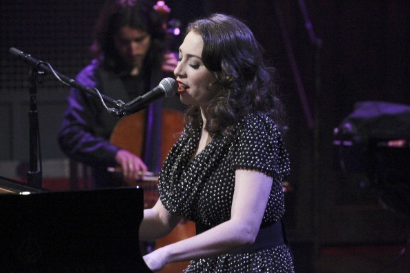 Regina Spektor - Late Night with Jimmy Fallon - Season 4