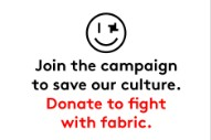 Fabric Launches Fundraising Campaign to Fight Closure